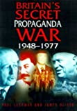 img - for Britain's Secret Propaganda War book / textbook / text book