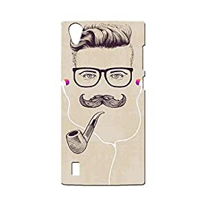 G-STAR Designer Printed Back case cover for VIVO Y15 / Y15S - G5353