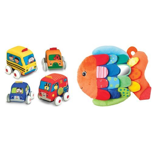 Melissa-Doug-Pull-Back-Vehicle-Set-Flip-Fish-Toy-Bundle