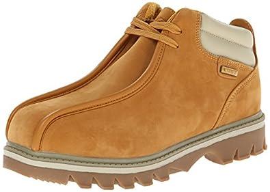 Lugz Men's Pathway Boot, Golden Wheat/Cream/Gum, 7.5 D US