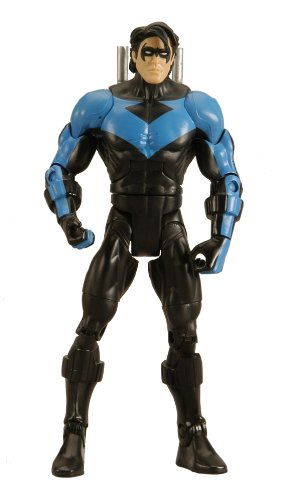 Buy Low Price Mattel DC Universe Classic Nightwing Figure (B002S5B0YU)