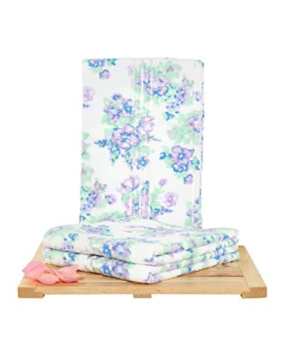 Maisonette Firuze 3-Piece Hand Towel Set, Lilac