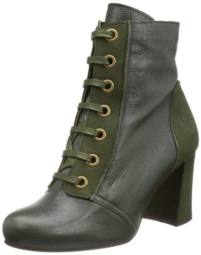 Fly London CATT Lace-Ups Womens Green Grün (forest/forest 003) Size: 4 (37 EU)