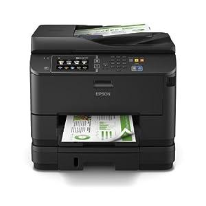 Epson WF-4640DTWF WorkForce Pro 4-in-1 Business Inkjet Printer