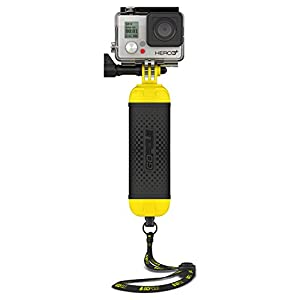 GoPole GPB-11 Bobber Floating Hand Grip for GoPro HERO Cameras (Yellow)