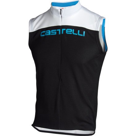 Buy Low Price Castelli Prologo HD Sleeveless Jersey (B00781WBO2)
