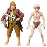 Hobbit BD16011 - Bilbo & Gollu