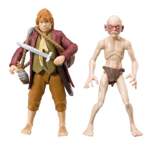 Adventure Pack Bilbo And Gollum 16011 Multicoloured By The Hobbit