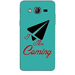 Skin4gadgets I AM COMING Phone Skin for SAMSUNG GALAXY ON5