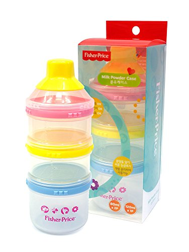 Fisher-Price Formula Dispenser Milk Powder Container (Stove Bottle Sterilizer compare prices)