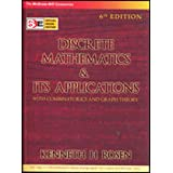 Discrete Mathematics and Its Applications with Combinatorics and Graph Theory ~ Kenneth H. Rosen