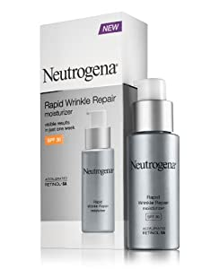 Neutrogena Rapid Wrinkle Repair, SPF 30, 1 Ounce by Neutrogena