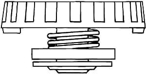 Motorcraft RS90 Radiator Cap