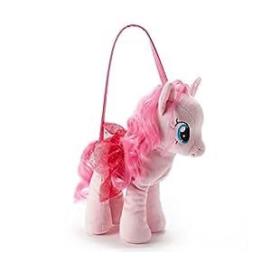Hasbro My Little Pony Pinkie Pie Plush Purse Bag Toy