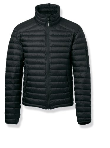 Nimbus Mens Aspen Down Jacket Black 2XL