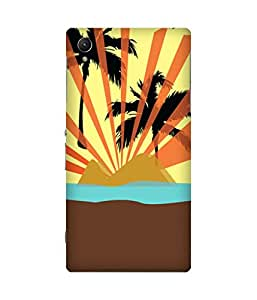 Nature (14) Back Cover Case for Sony Xperia Z1