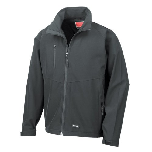 Result Base Layer Softshell Breathable Jacket Mens