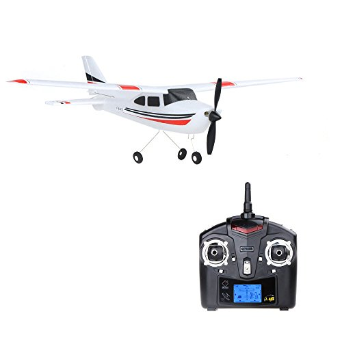 GoolRC Wltoys F949 Cessna-182 2.4g Remote Control Toys 3ch Fixed Wing