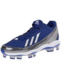 adidas Performance Men's PowerAlley Low MLB Baseball Cleat