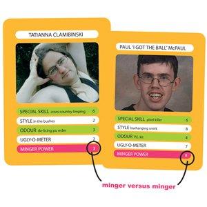 Bluw Minger Cards