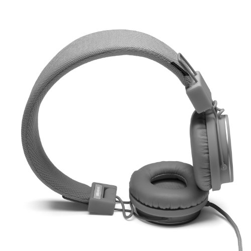 Urbanears Plattan On-Ear Headphones (Dark Grey)