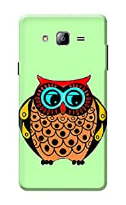 Samsung Galaxy On5 Back Cover Premium Quality Designer Printed 3D Lightweight Slim Matte Finish Hard Case Back Cover for Samsung Galaxy On5 by Tamah