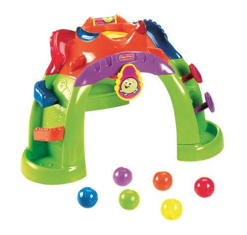 Fisher Price W9859  Ballcano Centro Attivita' Picture