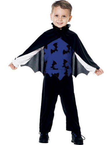 Baby-boys - Vampire 2 To 4 Toddler Costume Halloween Costume