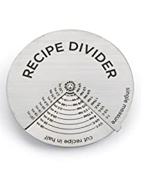 Martha Stewart Collection Magnetic Recipe Divider