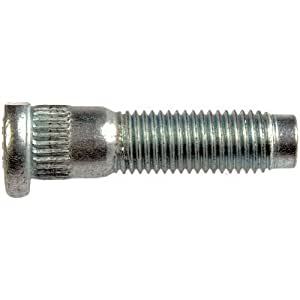 Amazon.com: Pik-A-Nut (Bagged) M12-1.5 Serrated Wheel Stud With Clip