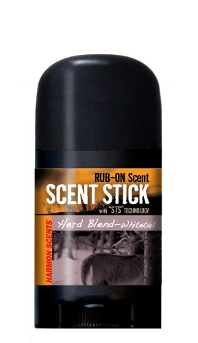 Harmon Scents Harmons Herd Blend Whitetail Roll-On Scent Stick