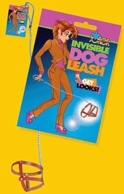 Invisible Dog Leash - Great Gag!