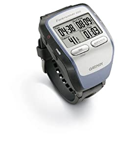 Garmin Forerunner 205 GPS Receiver and Sports Watch (Discontinued by Manufacturer) by Garmin