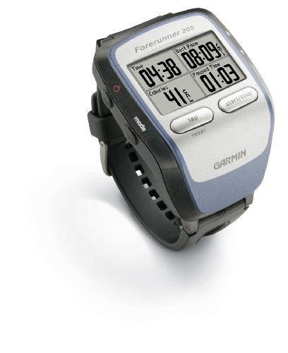 Garmin Forerunner 205 GPS Receiver and Sports Watch Running Gps