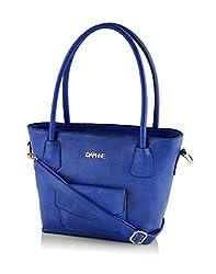 Daphne Women's Handbag ( Blue)