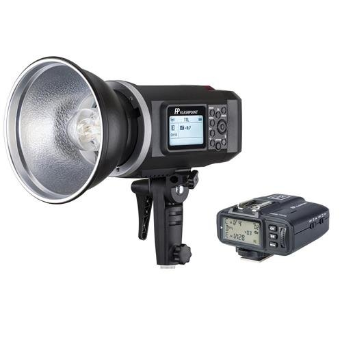 Flashpoint-XPLOR-600-HSS-TTL-Battery-Powered-Monolight-with-Built-in-R2-24GHz-Radio-Remote-System-and-R2-Transmitter-for-Sony-Bowens-Mount