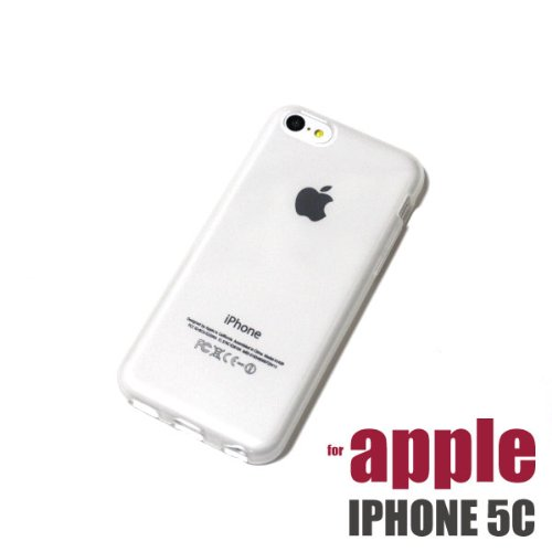【rise オリジナル】apple iphone5c 高品質ラバー素材を使用したTPUシリコンケース