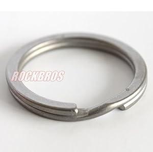 Rockbros Titanium Split Ring