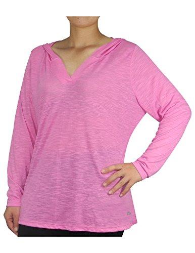 plus-size-bally-total-fitness-womens-lightweight-yoga-hoodie-sweatshirt-1x-violet