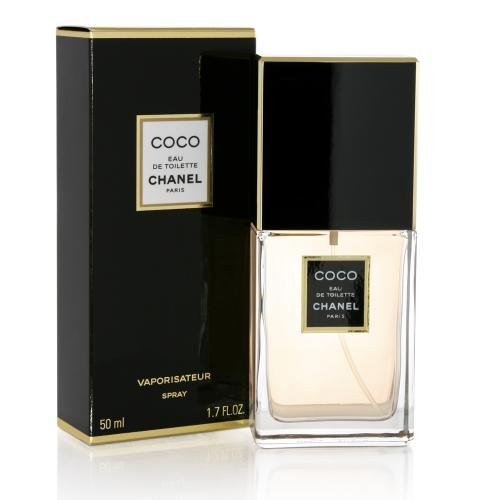 Chanel Coco Eau de Cologne Spray 50 ml