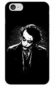 iessential joker batman Designer Printed Back Case Cover for Apple iPhone 7