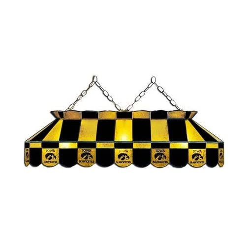 Amazon.com : Iowa Hawkeyes MVP Billiard Pool Table Light