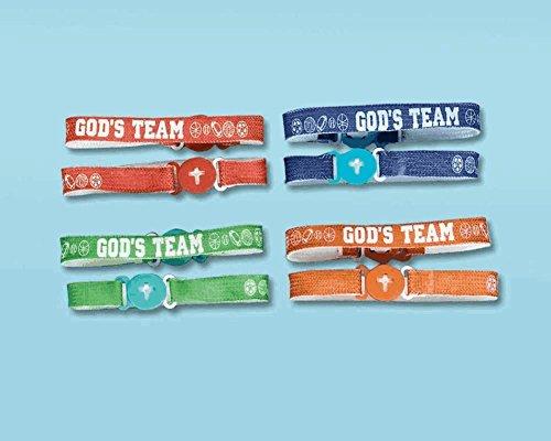 gods team friendship brclts - 1