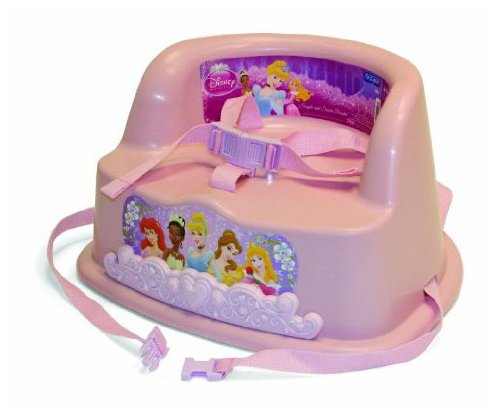 The First Years Disney Princess Simple And Secure Booster front-1043073