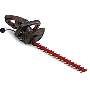 Remington RM5124TH Hedge Wizard Pro 24-Inch Dual Action 5 Amp Electric Hedge Trimmer with Titanium Blades