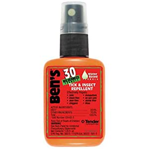 Adventure Medical Kits-: Ben's 30% Deet Insect Repellant: 1.25Oz Spray