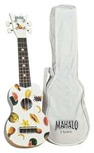 mahalo uk 30w ukulele kit white musical instruments. Black Bedroom Furniture Sets. Home Design Ideas