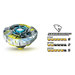 Battle Strikers Metal XS Sabretooth Striker