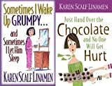 Just Hand Over the Chocolate and No One Will Get Hurt (0800756940) by Linamen, Karen Scalf