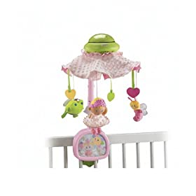 Fisher Price Perfectly Pink Mobile